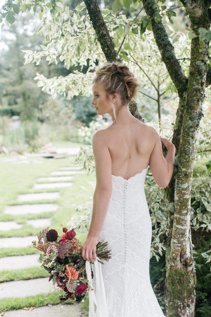 autumn wedding editorial