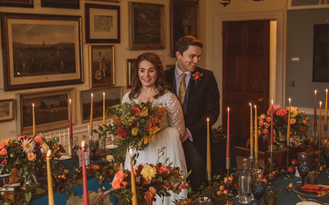 3 Lessons From Cat and Fred's Micro Wedding at Deer Park Country House