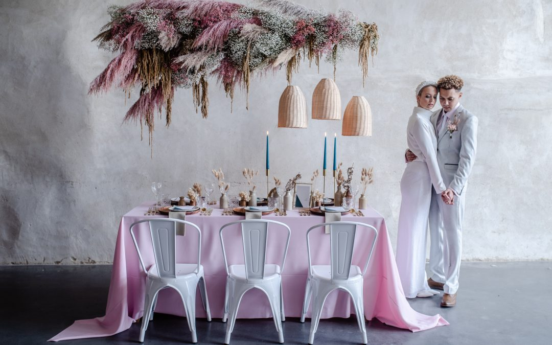 How to Plan a Colourful Wedding